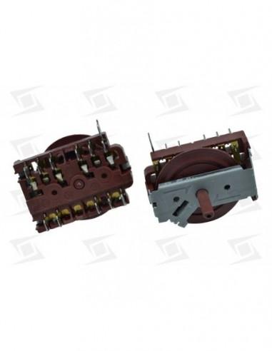 Conmutador Horno Teka 5 Posiciones   He-600-610  Turbo Mx  750609