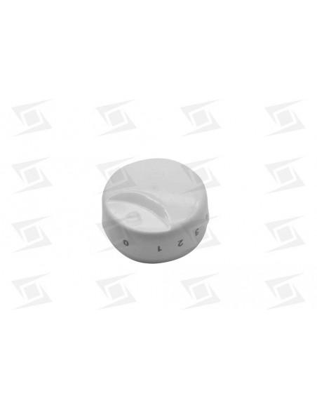 Mando Vitroceramica Teka Blanco  0 - 12 Posiciones