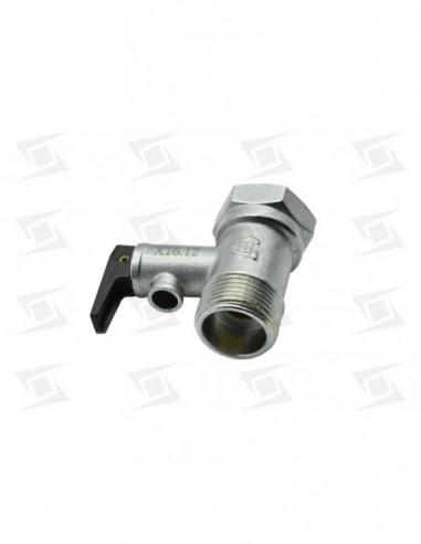Valvula Seguridad Termo Sta 0m26x175mm 3-4