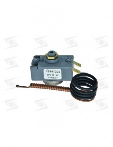 Termostato Seguridad Termo  95º 20a 2 Terminales Capilar 500mm