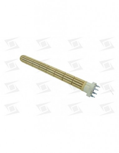 Resistencia Termo Thermor 8 Piedras 2400w 440mm Bi Tension