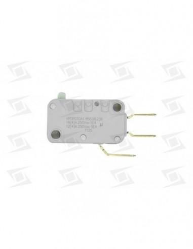 Interruptor Con Varilla 250v 16a C- Faston 6.3mm  L 28mm  3 Contactos Sta