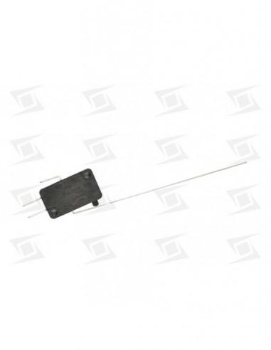 Microinterruptor Varilla Larga 250v 16a C- Faston 6.3mm  L 98mm  Sta
