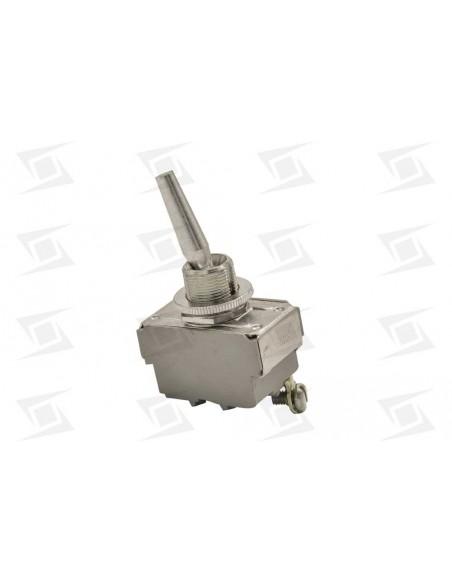 Interruptor Unipolar  16a Diam 12mm  Ceramico