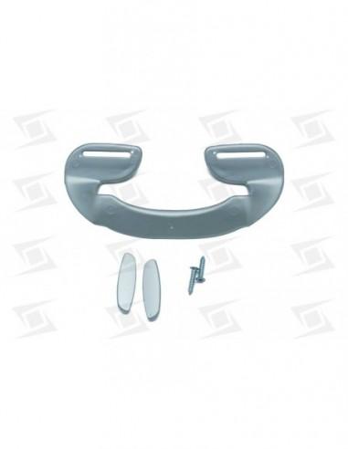 Tirador Puerta Frigorifico Standar Silver