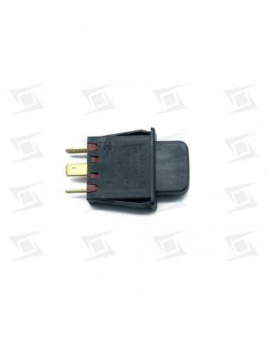 Interruptor Luz Frigorifico Balay Negro 3 Terminales
