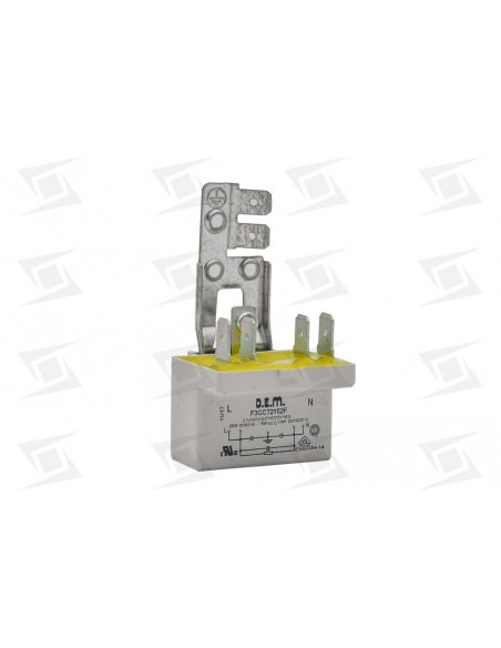 Condensador Antiparasitario Standard
