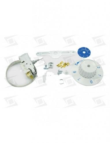 Termostato Frigorifico 1 Puerta Standar -25- +6 Capilar 1200mm Vp4
