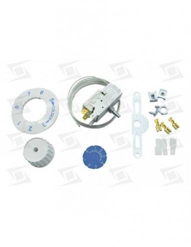 Termostato Botellero Standar  +1-+12 Capilar 1200mm Vg7