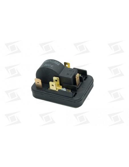 Rele Arranque Compresor  Danfos De 1-3 A 1-32