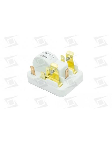 Relé Arranque Compresor  Danfoss 103n0021. Universal 1-3 Hasta 1-2cv
