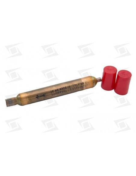 Filtro Deshidratador Standar  20g  1-4 X3-16 + Capilar 134a Soldar