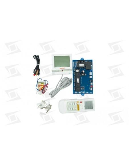 Modulo Electronico universal Aire Acondicionado  Elc-7
