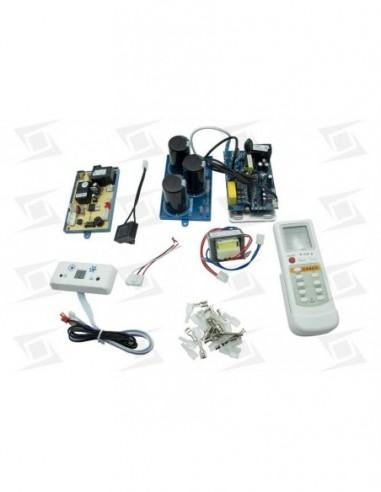 Modulo Electronico Standar Aire Acondicionado  Elc12 Motores Pg  6 Reles Hasta 6