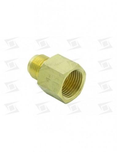 Reducción Roscada Mxm 1-2 X3-8 Sae-sae