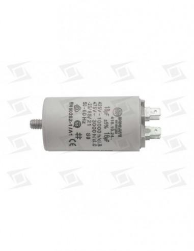 Condensador Trabajo 18 Mf Sta 450v