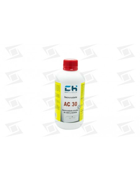 Limpiador Desincrustante Ac-30  Cobre Aluminio 1 Litro