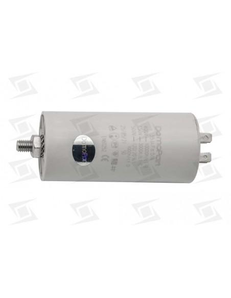 Condensador  Aire Acondicionado 30+5 Uf +-5 450v Aire  3 Terminales Triples.