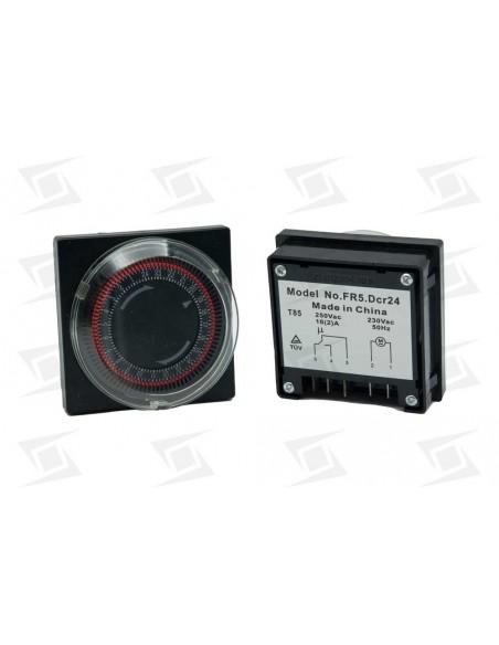 Reloj Temporizador Dcr24 24hr Standard