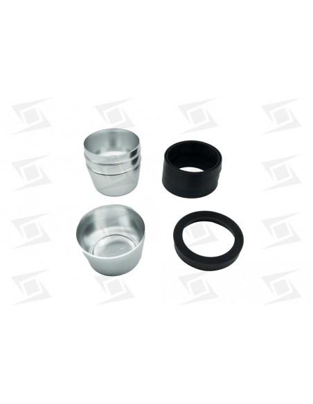 Conjunto Patas Maquina De Cafe Aluminio Suplemento (4 Unid)