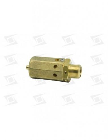 Valvula Seguridad Caldera 3-8 Macho