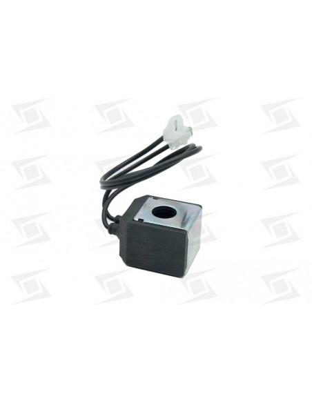Bobina Electrovalvula 230v Con Cable Parker Maquina De Cafe Estandar