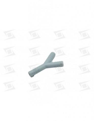 Racor Y 12mm Plastico Lavavajillas Fagor