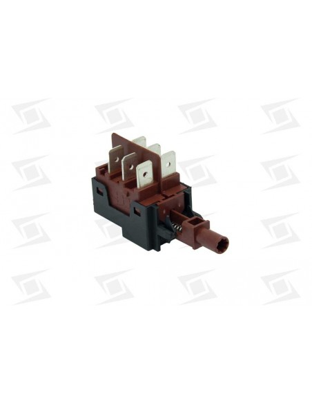 Pulsador Conmutado Bipolar E-35-40 6mm Lavavajillas Elettrobar