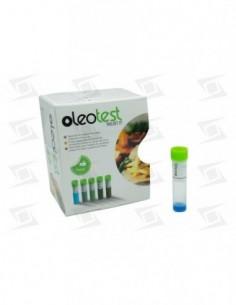 Oleotest Analizador De Aceite Alimentario 10  Tubos