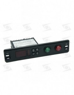 Ako-d10223 Regulador Temp. Frontal Lgo. 2 Reles  230v