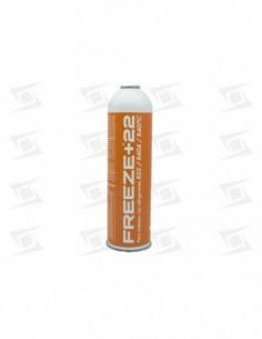Botella Gas Refrigerante 100% Freezer Organico R-22