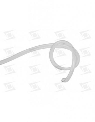 Tubo  Desagüe Ultravinilo Cristalflex Diametro 4-6mm (rollos De 25m)