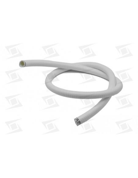 Tubo Desagüe Flexible  Airea Acondicionado  Pvc  Diametro 13-16 Blanco  (m)