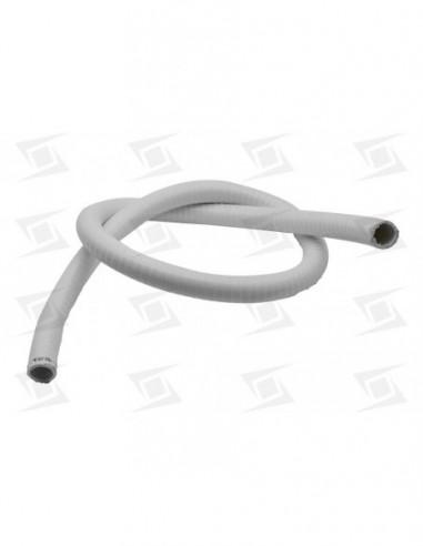 Tubo Desagüe Flexible  Airea Acondicionado  Pvc  Diametro 16-20 Blanco  (m) Roll