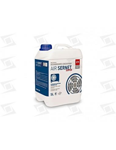 Limpiador Climatizacion Baterias Y Condensadoras Airsernet Super 5l