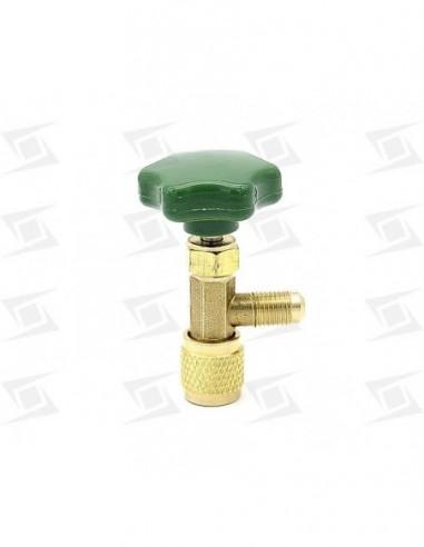 Valvula Servicio Envase Deseschable R600