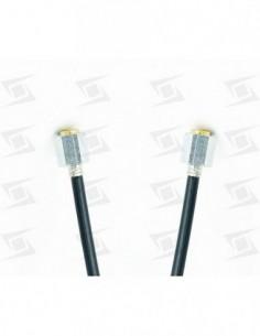 Tubo Capilar Poliamida 1/4 - 1/4 Recto 400mm · Tfrccb040