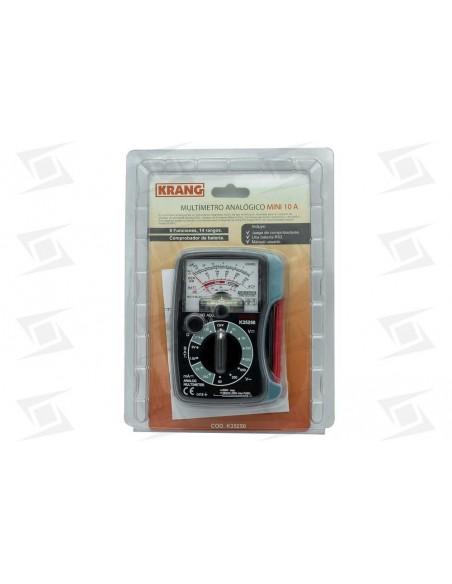 Multimetro Analogico Mini 10a Sta