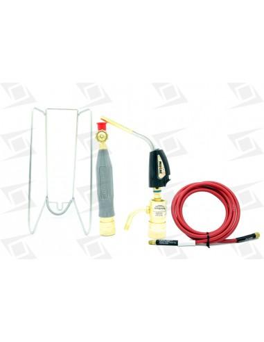 Kit Soplete Turbo Castolin 2200ºc con Mangueras