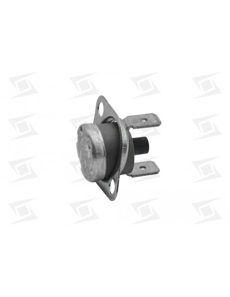 Termostato Bimetalico Liso Seguridad 110º Cerrado