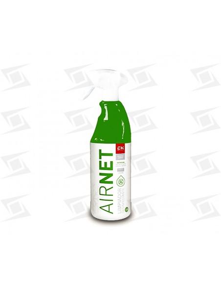 Limpiador Desinfectante Aire Acondicionado Airnet Pulverizador 750ml