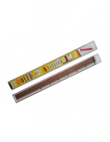 Varilla Soldadura Hierro-cobre-laton  S-decapante 5%plata 2mm (16 Varillas) Sta