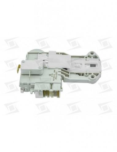 Interruptor Retardo Puerta Lavadora Zanussi. Con Micro 4 Contactos