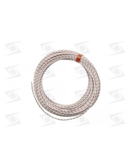 Cable Silicona Alta Temperatura S-recubrimiento 2
