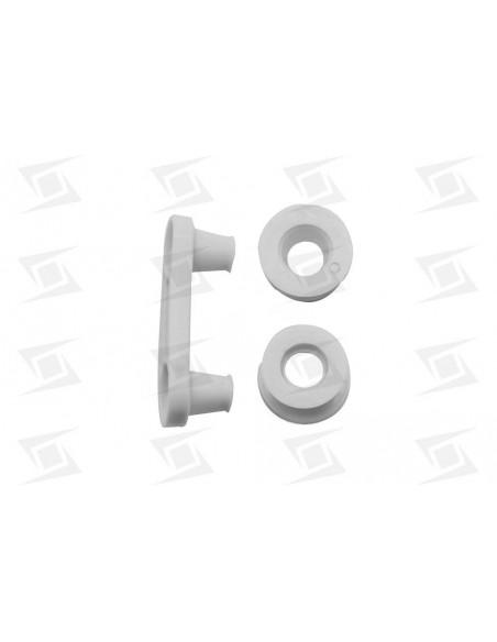 Rueda Cesto Superior Lavavajillas Electrolux 50226819006 Guias