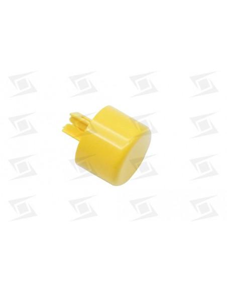 Interruptor Puerta Lavavajillas Zanussi .boton Puesta En Marcha (amarillo)
