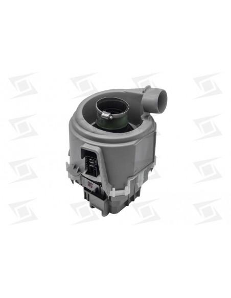 Motor Lavavajillas Bosch-balay-siemens (con Resistencia En Cabezal)