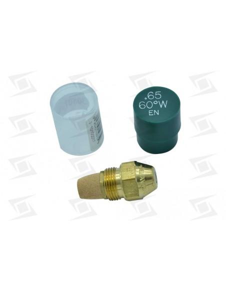 Inyector Gasoleo Delevan W60º 0