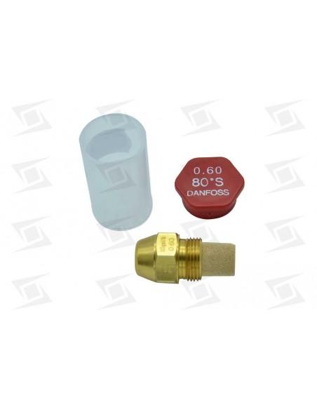 Inyector Gasoleo Danfoss S80º 0