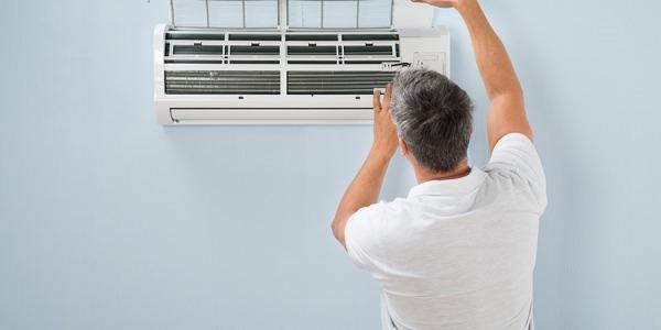 Cómo limpiar el aire acondicionado